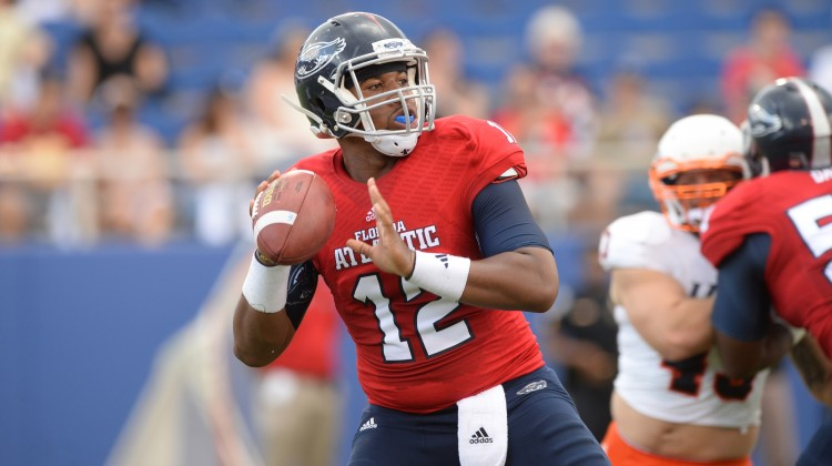 2014 FAU Football vs Texas - San Antonio