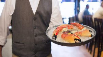 City Oyster Stone Crabs