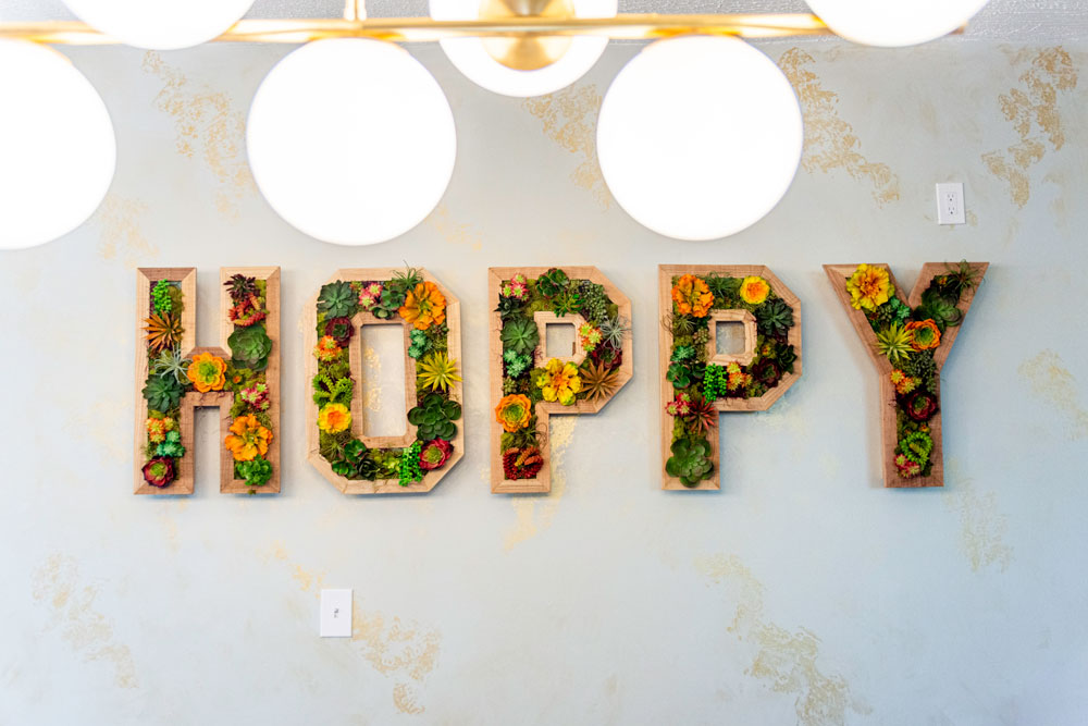 Hoppy Floral Designs at Hopportunities in Delray Beach
