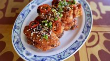 Rebel House General Tsos Chicken Wings