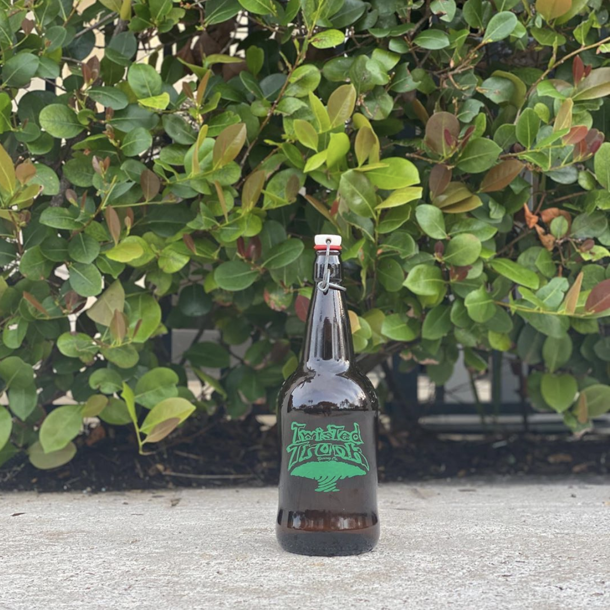 Twisted Trunk Brewery Growler in Palm Beach Gardens