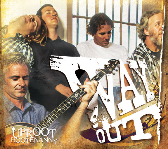 Uproot Hootenanny - Way Out_WEB_cover