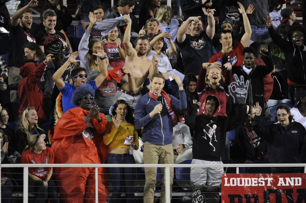 2014 FAU Football vs Alabama-Birmingham