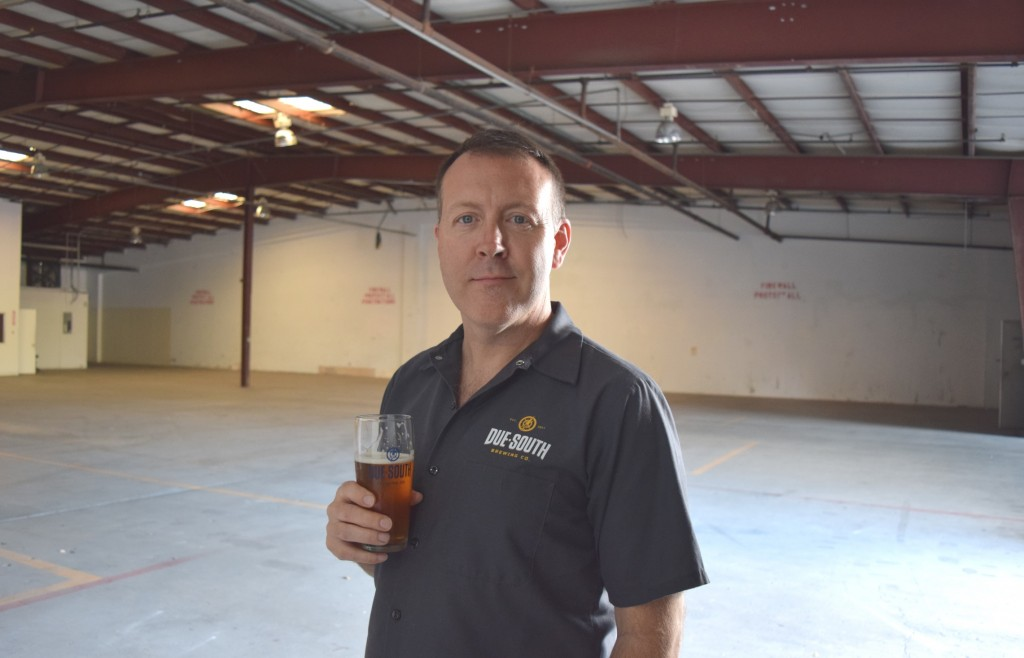 Mike Halker - President/Head Brewer