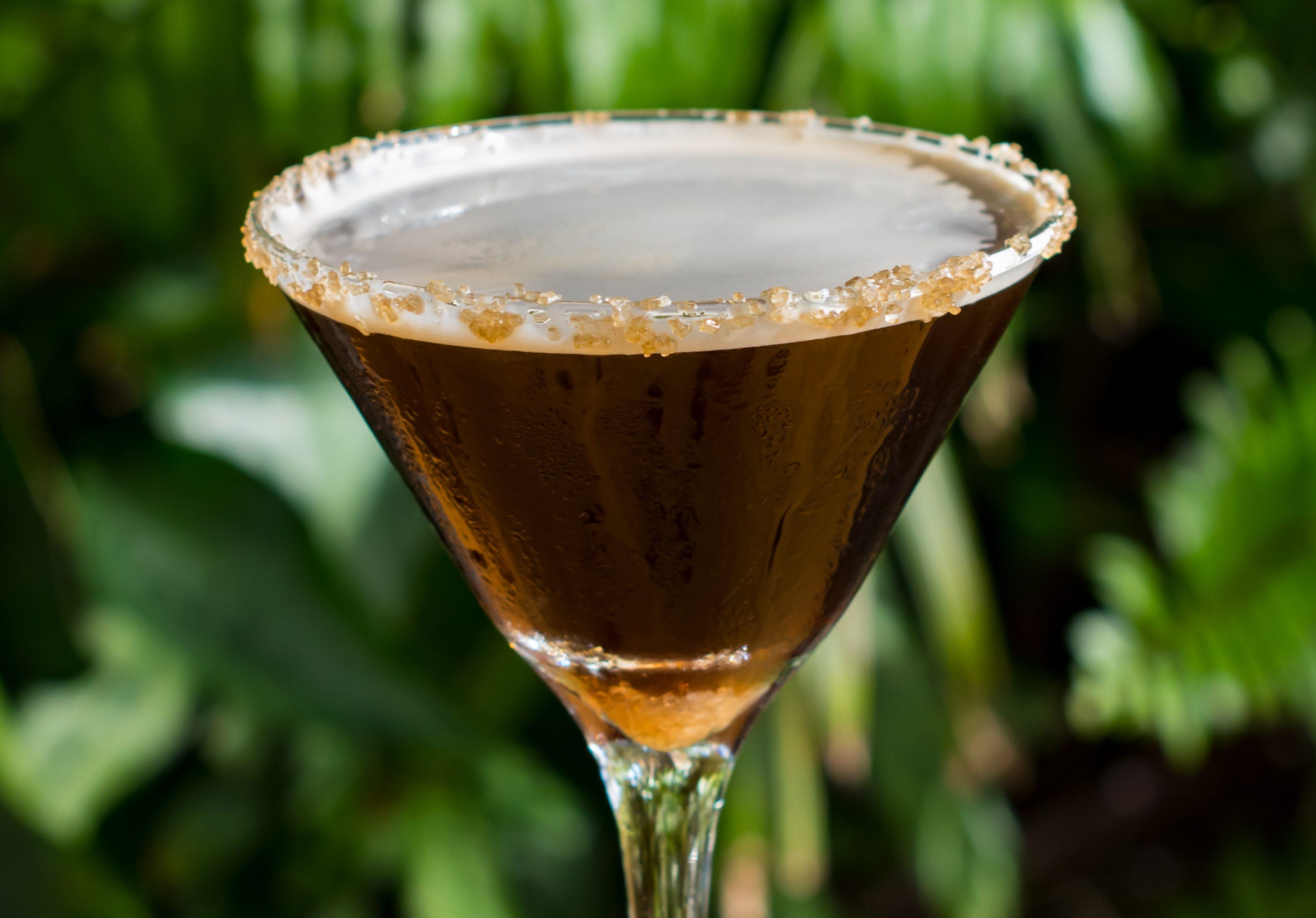 Cocktail Recipe Black Coral Rum Pumphouse Coffee The Atlantic Current