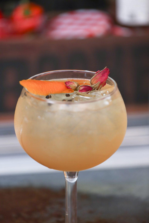 Kapow! Noodle Bar Boca Raton Gin & Tonic
