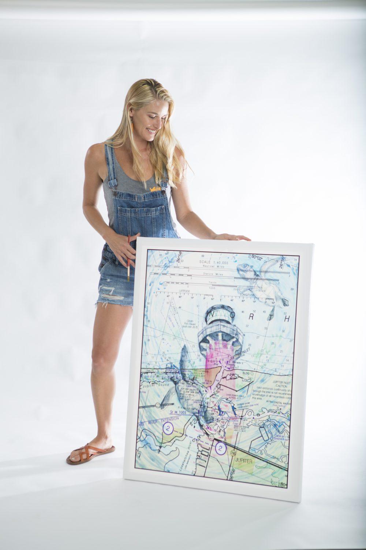 Carly Mejeur Marine Art