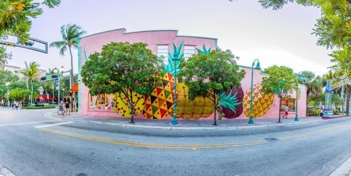 Pineapple Grove