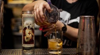 Death or Gory Cocktail at Death or Glory in Delray Beach