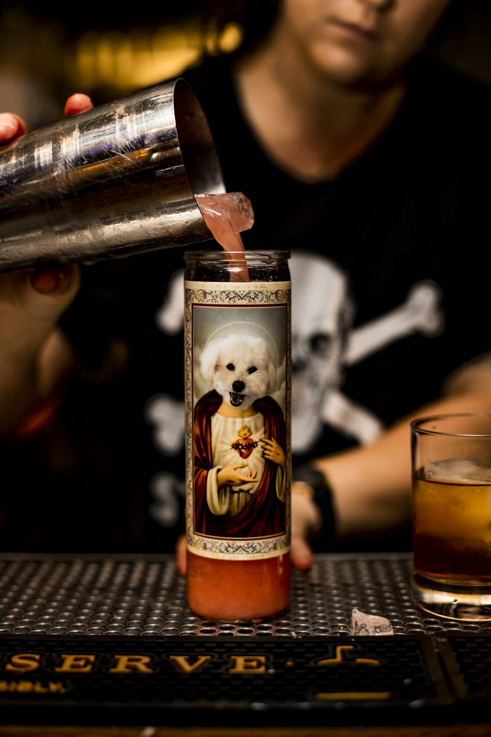 Buddy of Christ cocktail at Death or Glory