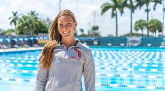 Kelsey Witkay FAU Swim
