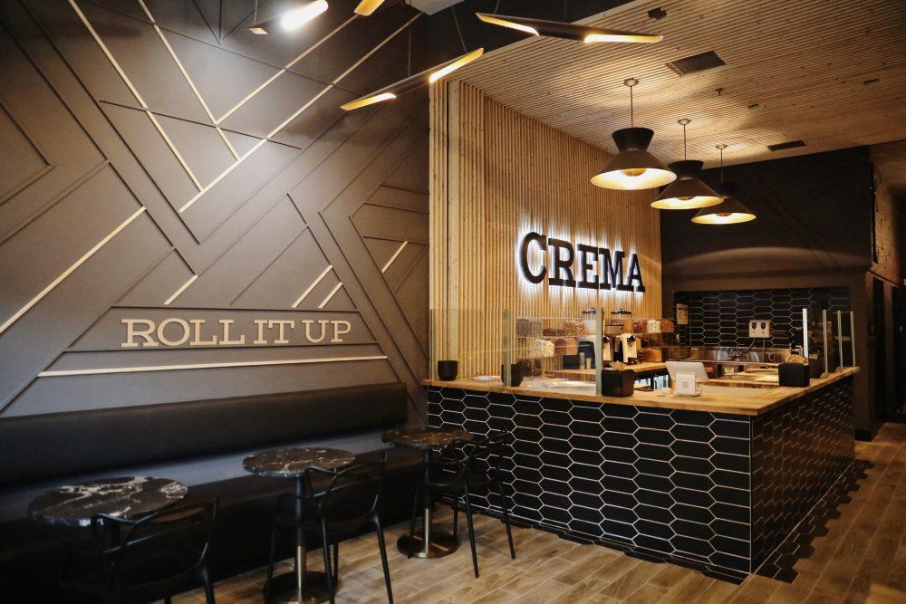 Cream interior