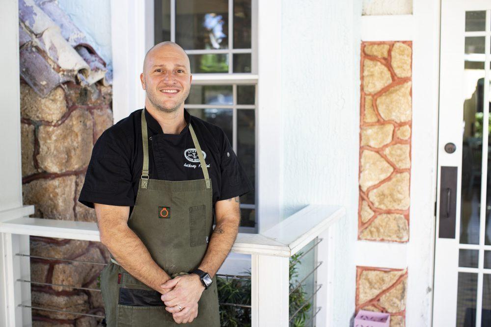 Chef Anthony Fiorini