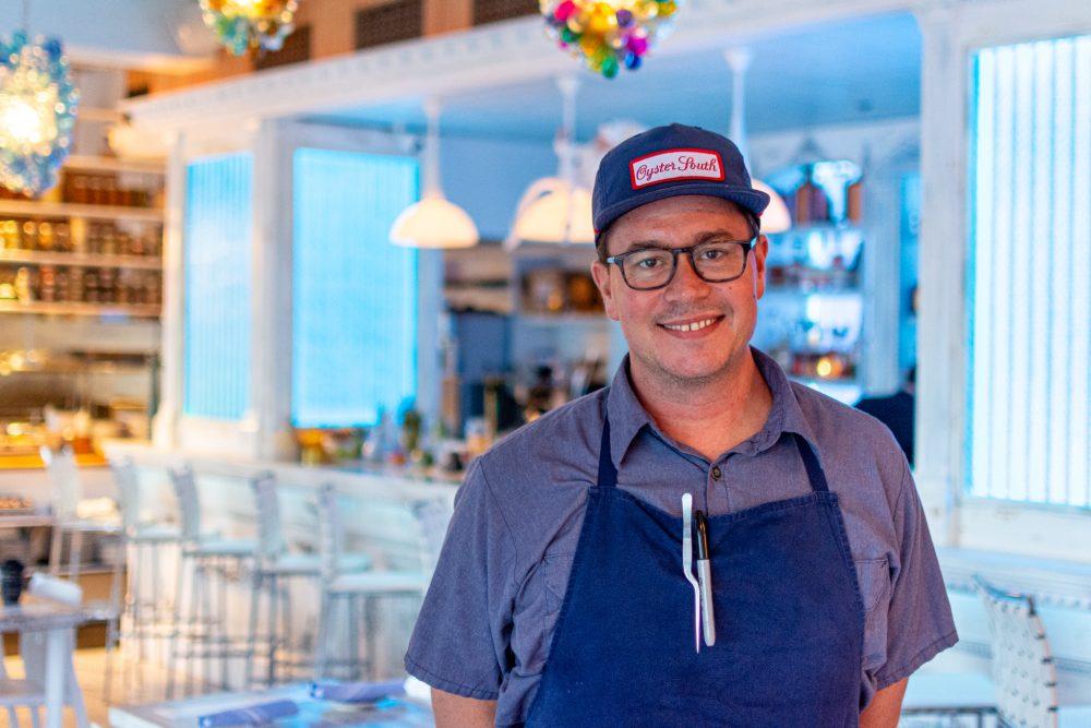 Chef John Thomas
