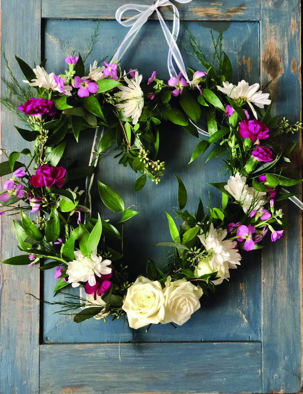 Galentine's Day Wreath, Death or Glory