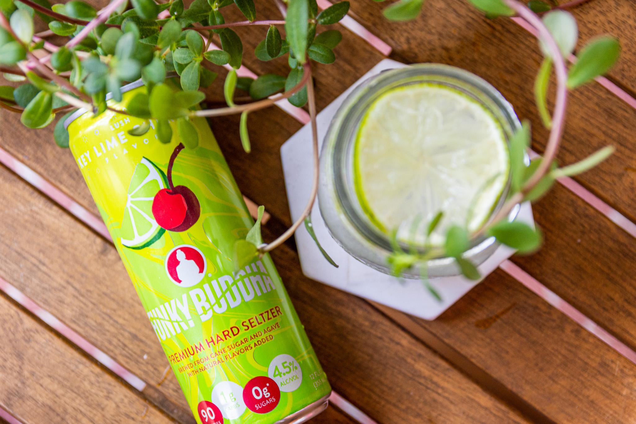 Funky Buddha Key Lime Cherry Seltzer