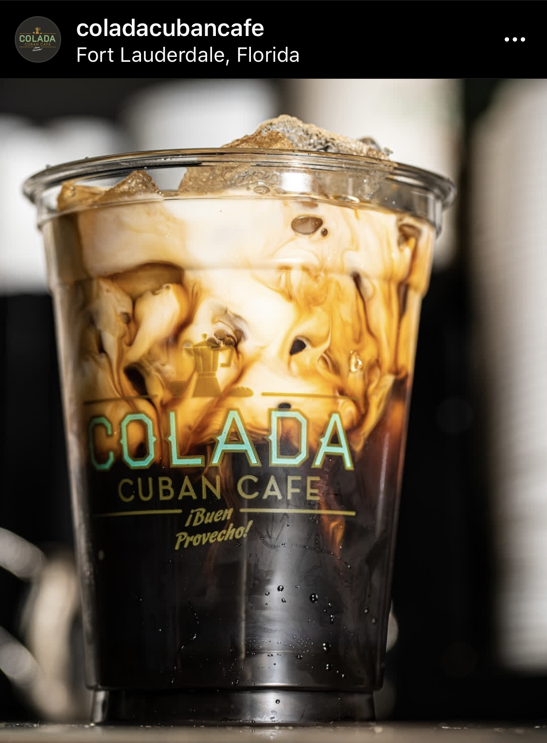 Colada Cuban Cafe in Fort Lauderdale