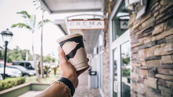 CREMA Milkshakes in Delray Beach