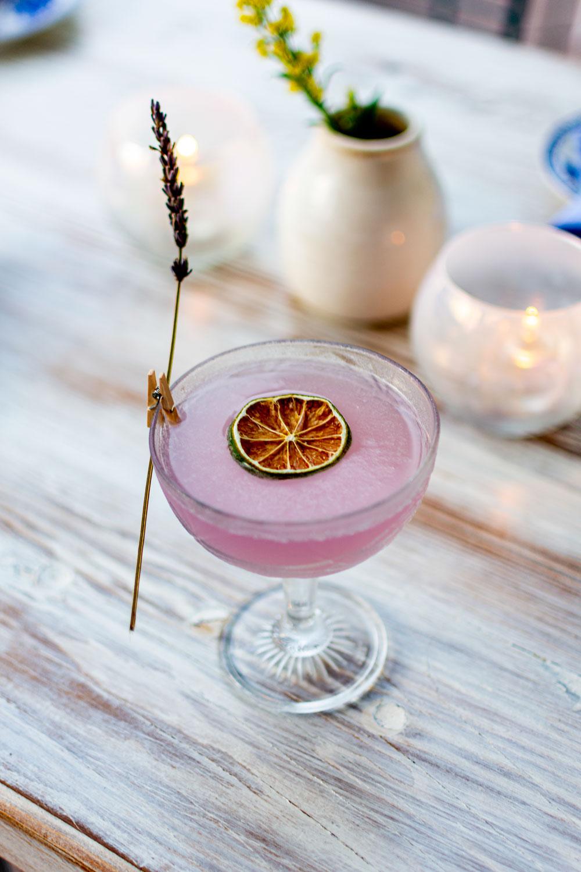 Cocktail at Sassafras in West Palm Beach