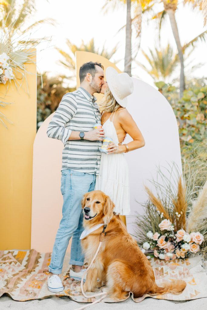 Chelsea Gould Engagement Photo Session