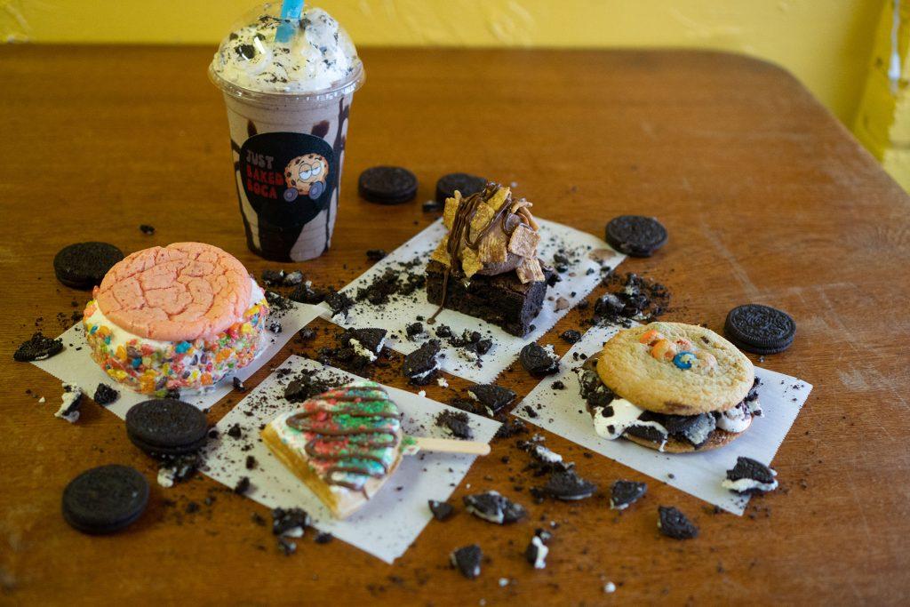 Just Baked Boca Dessert Shop 2020