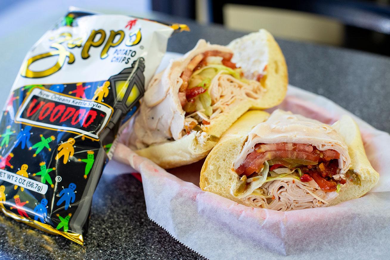 LaSpada's Sandwiches