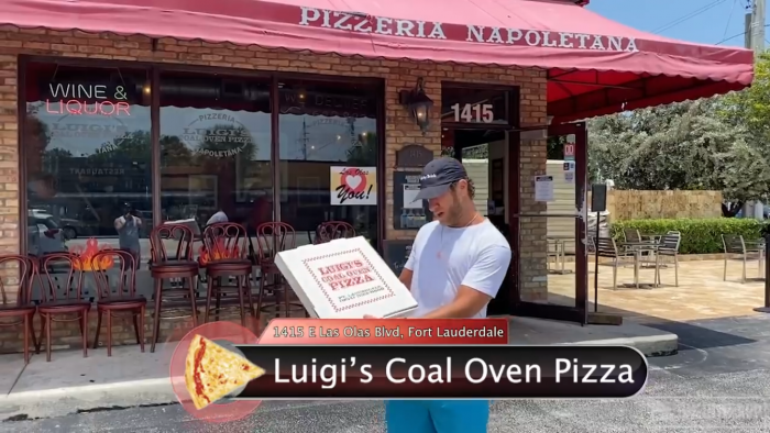 Luigi's Coal Oven Pizza Fort Lauderdale