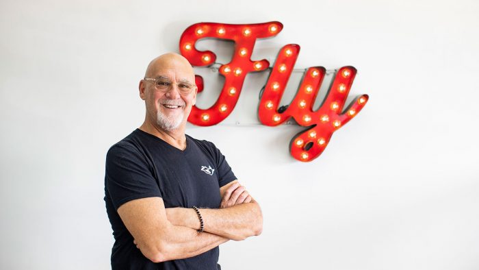 Michael Salmon Owner of Flybird