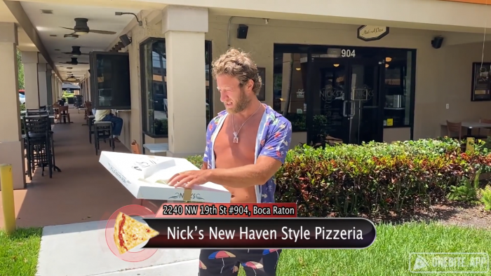 Nick's New Haven Style Pizzeria Boca Raton