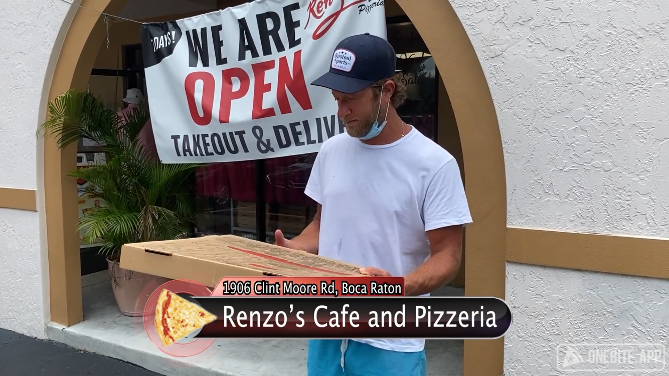 Renzo's Cafe and Pizzeria Boca Raton