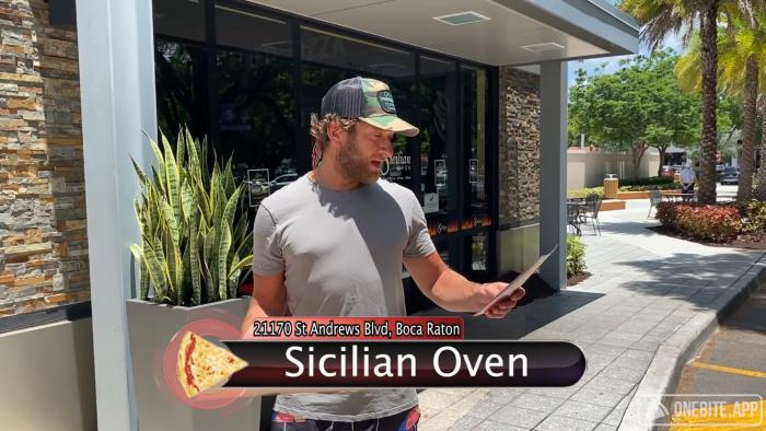 Sicilian Oven Boca Raton