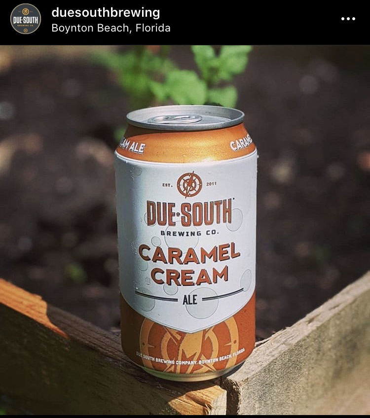 Caramel Cream Ale Due South Brewing