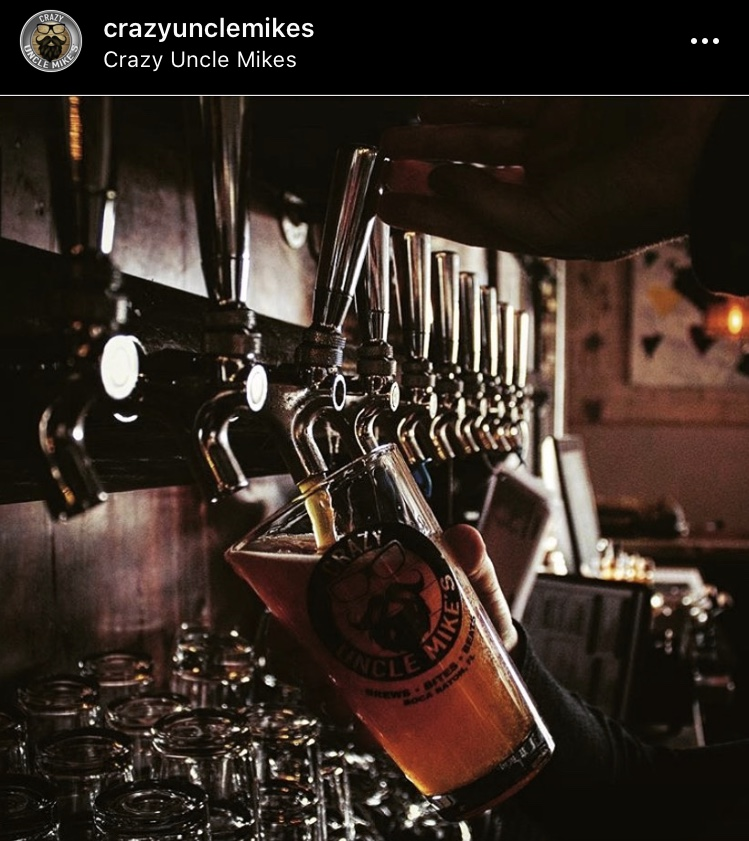 Crazy Uncle Mikes IPA