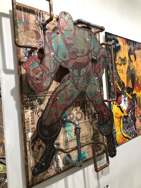 Dark Knight Artist J.Brisbee