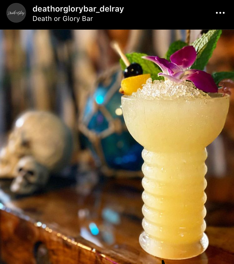 Death or Glory Bar Delray