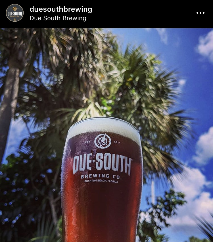 Due South Brewing Caramel Cream Ale