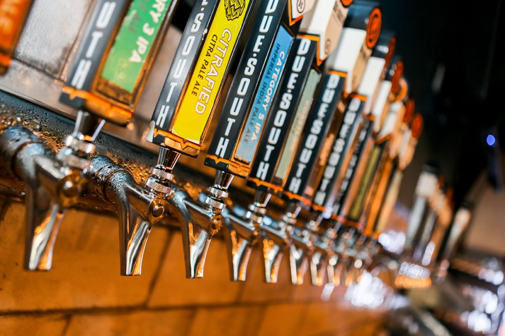 Due South Tap Room South Florida