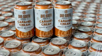Flagship IPA Due South Brewing Caramel Cream Ale