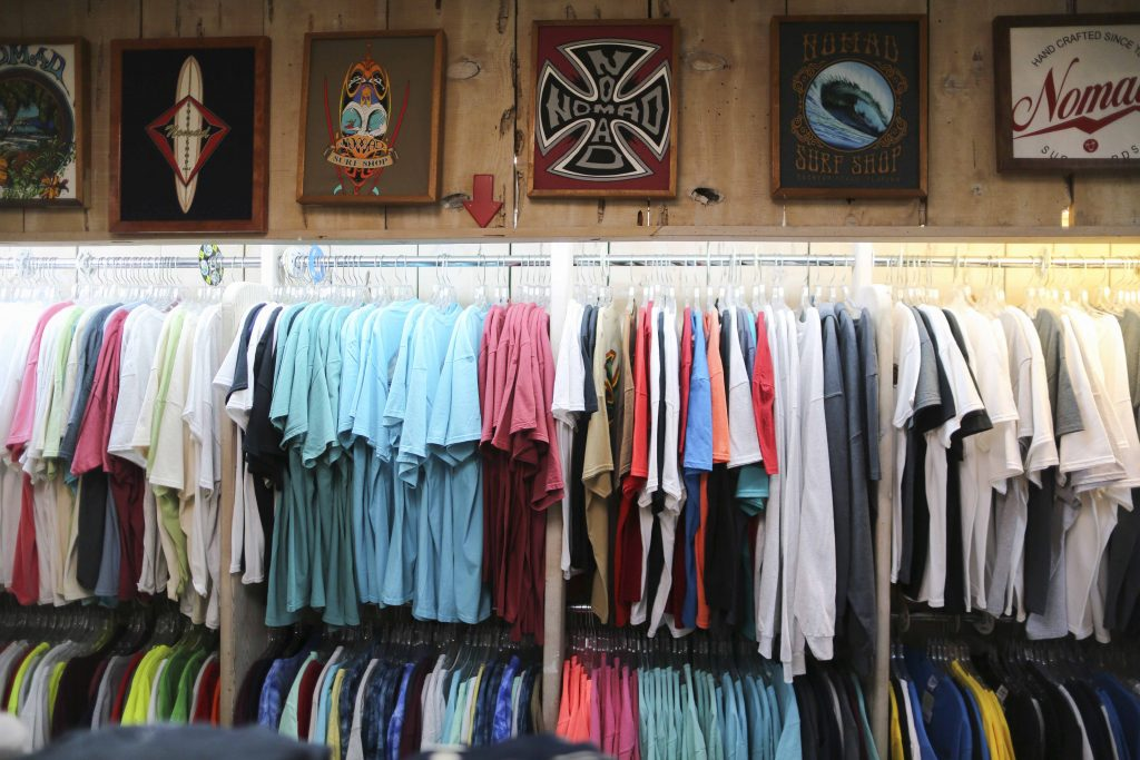Nomad Surf Shop