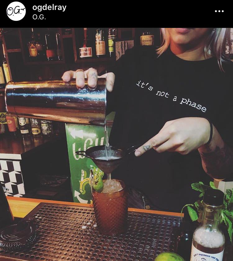 O.G. Bar Delray