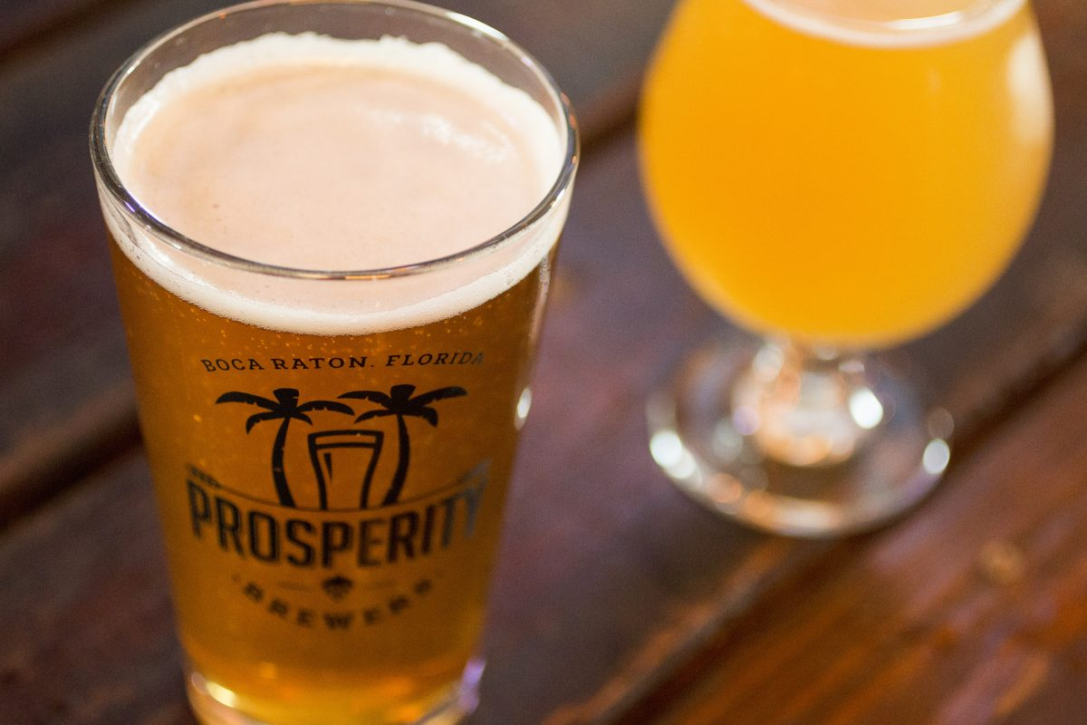 The Top 3 Beers From Prosperity Brewers in Boca Raton
