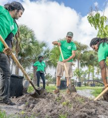 Making a Difference With Delray Non-profit Community Greening