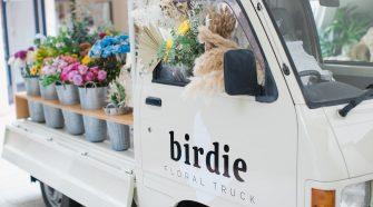 Birdie Floral Truck